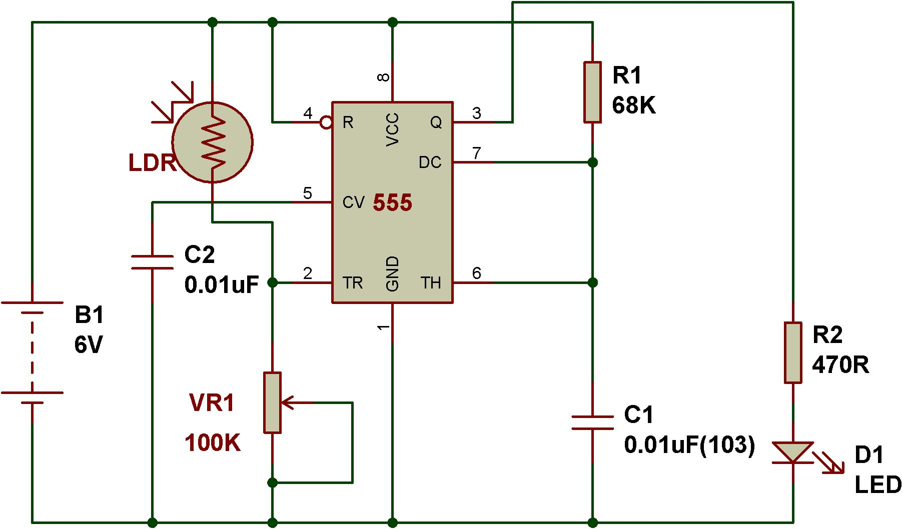 Mode Of Ne555 Monostable Buildcircuit Electronics Astable Multivibrator Using Ic 555 Circuit Free Electronic Here