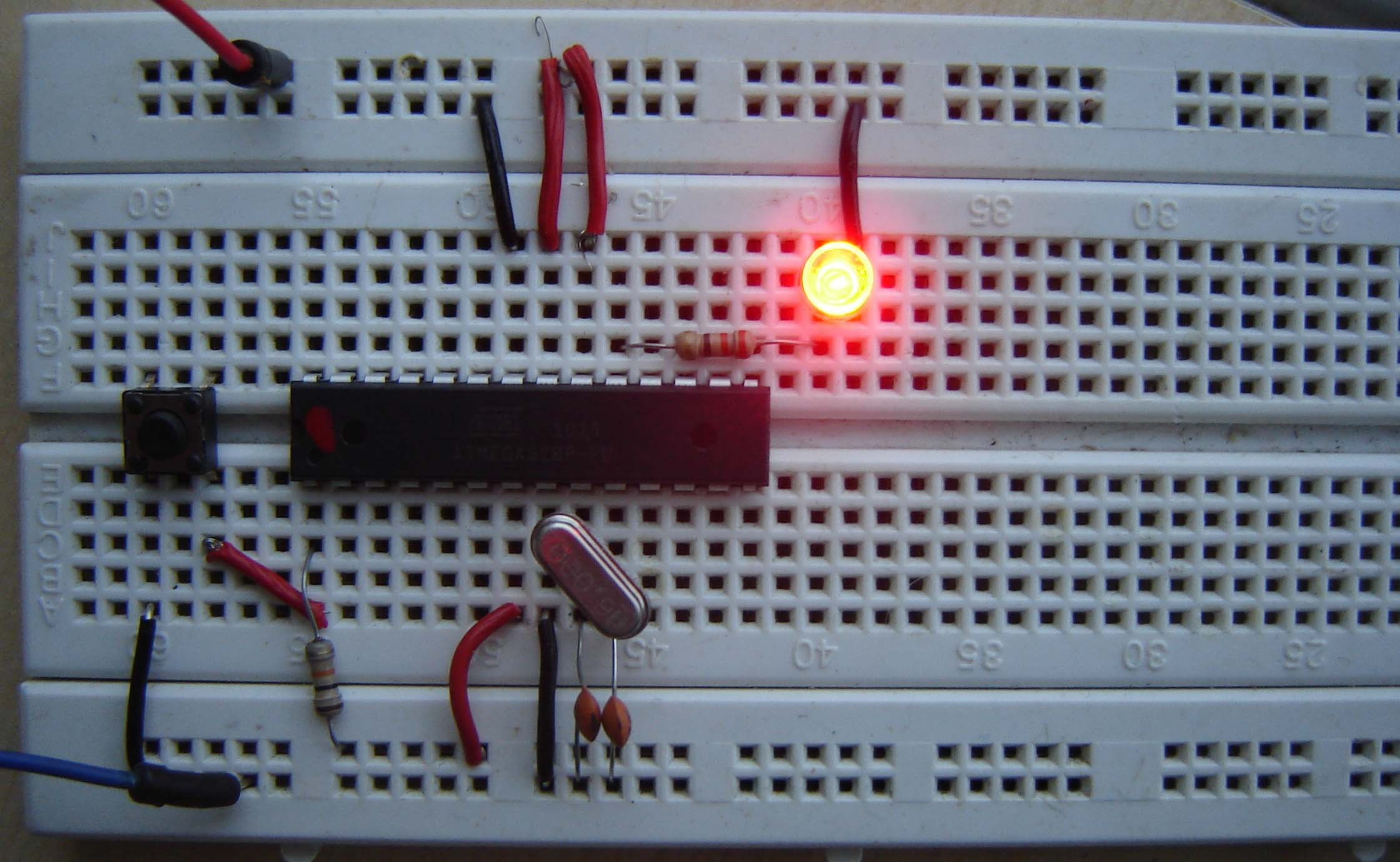 Blinker Using Arduino And Ne555 Timer Ic Buildcircuit Electronics Clap Switch Project For Beginners On