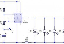 cd4017 and ne555 timer experiments buildcircuit electronics