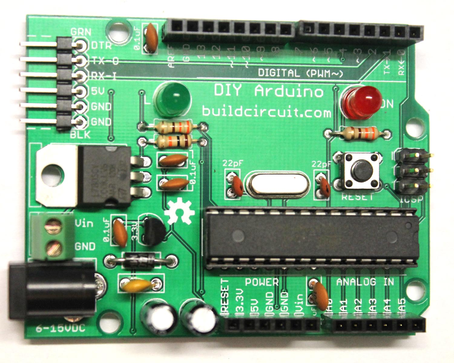 Gallery Diy Arduino Kit Buildcircuit Electronics How To Use The Clap Switch Build Circuit 19 Is Now Ready