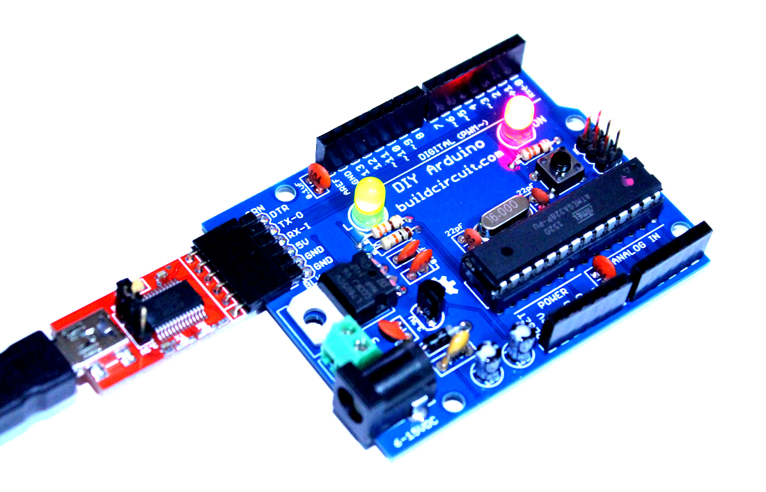 Diagram Arduino Workshop For Beginners