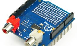 OSD Shield for Arduino – On Screen Display