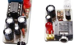 DIY KIT 15- How to assemble infrared music transmitter and receiver DIY kit