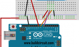 Arduino Project 52- Parking sensor using ultrasonic range finder HC-SR04