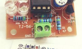 DIY KIT 50- LM358 breathing LED circuit