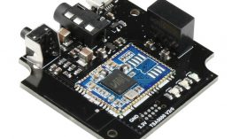 TSA5000 – Bluetooth 5.0 Audio Transmitter Board (AptX)