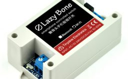 SmartPhone Controlled Switch – LazyBone V2 (Wi-Fi)