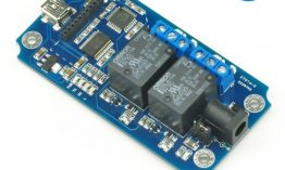 TOSR02-D – 2 Channel USB/Wireless Timer Relay Module